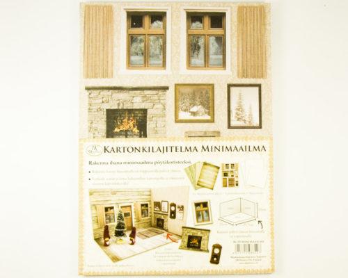 Askaretta Joulu Minimaailma 9480