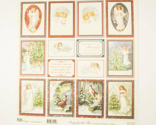 Askaretta Joulu Pion Christmastoremember 9365