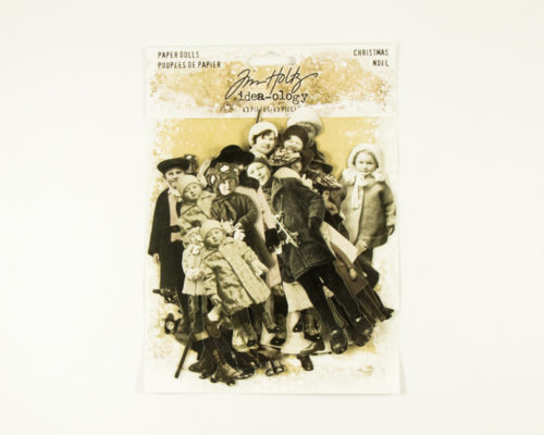 Askaretta Joulu Th Paperdolls 9444