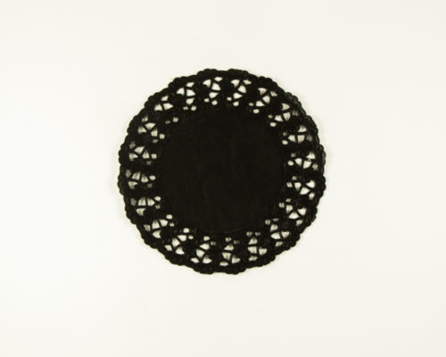 Askaretta Kakkupaperi Musta 9399