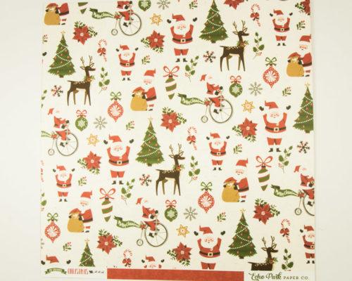 Askaretta Kartonki Joulu Christmasfun 9350