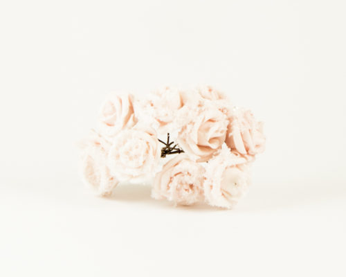 Askaretta Koristelu Ruusut Pink 9588