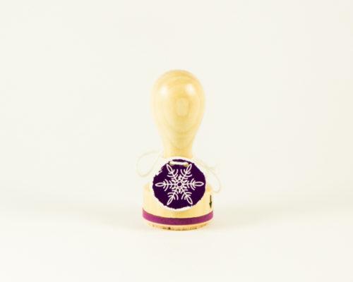 Askaretta Leimailu Snowflake Tumma 9563