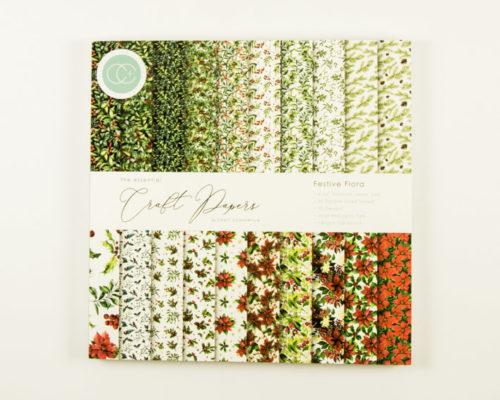 Askaretta Paperi Festiveflora 9076