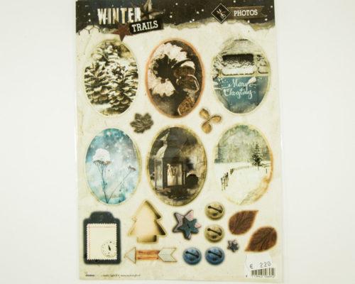 Askaretta Joulu Leikekuva Wintertrails 9256