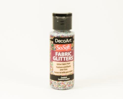 Askaretta Värit Fabricglitter Confetti 9653