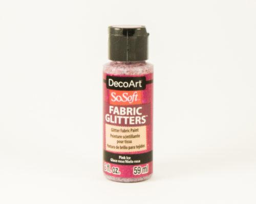 Askaretta Värit Fabricglitter Pink 9650
