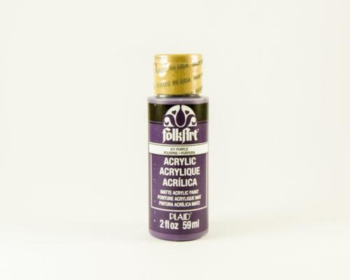 Askaretta Värit Folkart Purple 10040