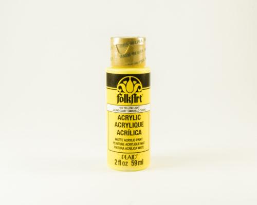 Askaretta Värit Folkart Yellowlight 10044