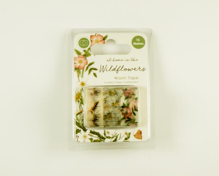Askaretta Washi Wildflowers 10264