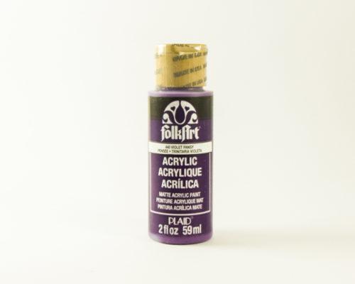 Askaretta Värit Fa Violetpansy 10344