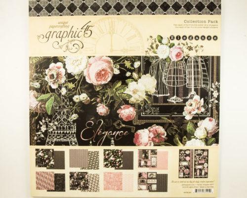 Askaretta Lehtiö Graphic45 Elegance 10445